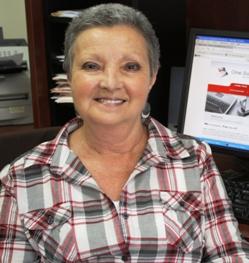 Paulette White de Dalton es una sobreviviente de cáncer de mama debido a la detección temprana