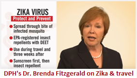 Dr. Fitzgerald Zika Video