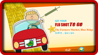 Fannin Drive by Flu Shot Clinic Web Post 2017