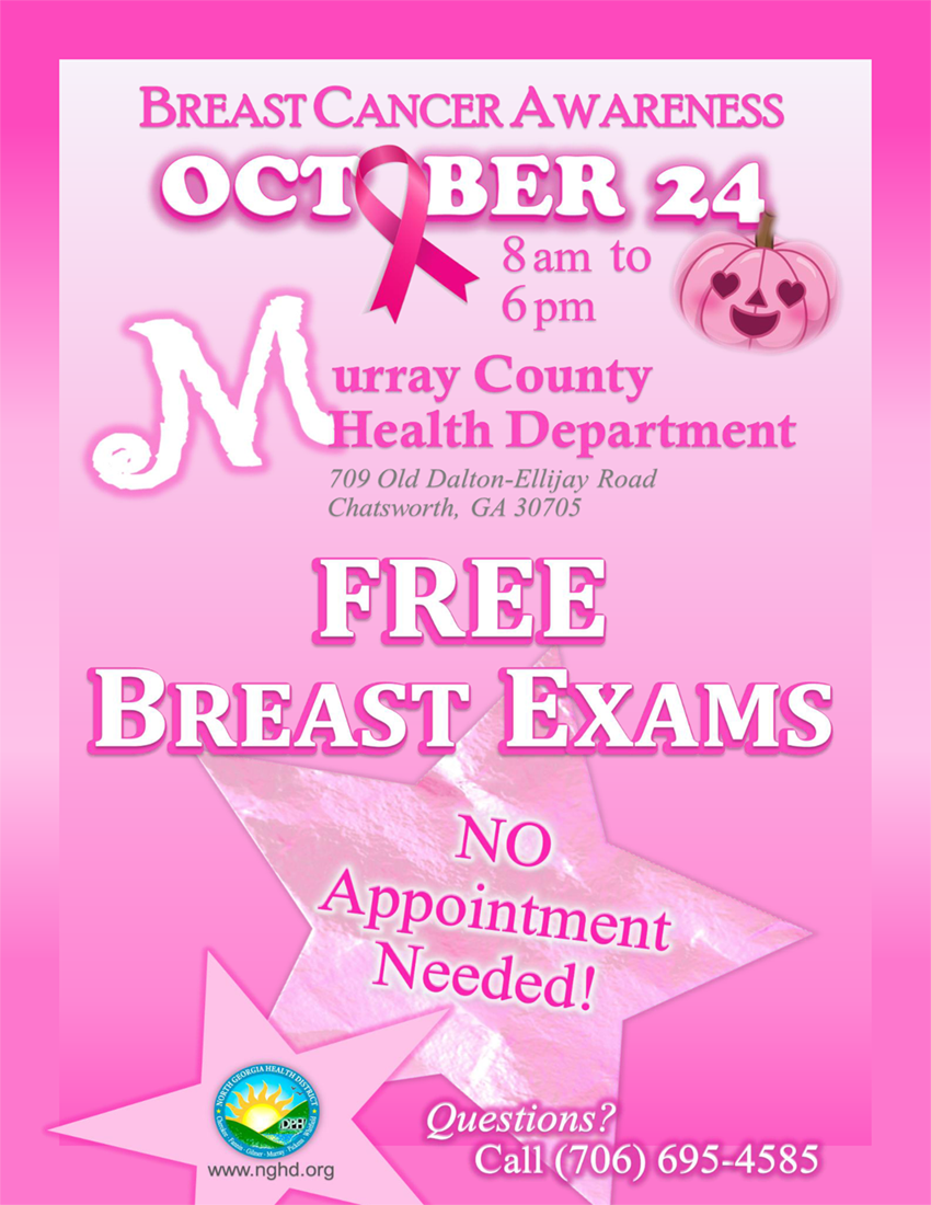 Free Breast Exams BCA Event MCHD Flyer 4Web