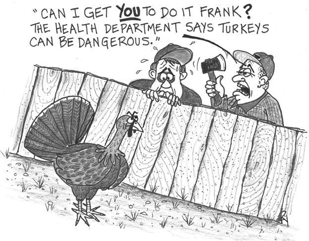 Caricatura de Turquía - noviembre de 2012 para web
