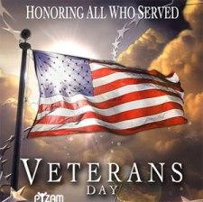 Día de los Veteranos Feliz Día de los Caídos