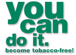 Become Tobacco Free