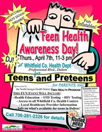 Día de Concienciación sobre la Salud de los Adolescentes